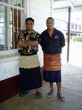 Tonga Dress